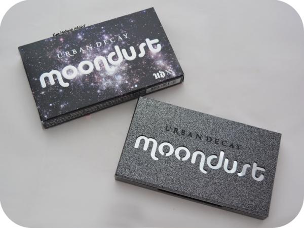 Moondust Eyeshadow Palette Urban Decay 1