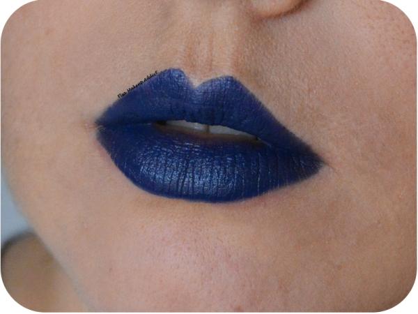 Vice Lipstick Heroine Urban Decay Bleu 1