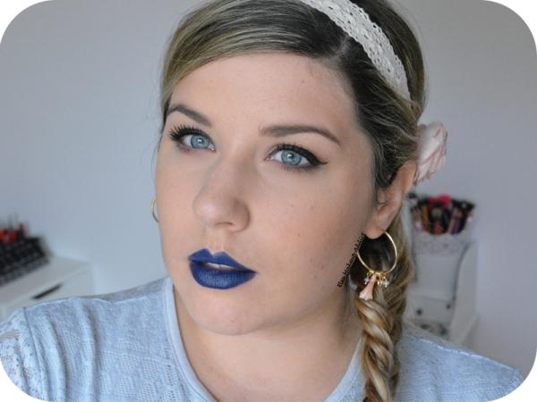 Vice Lipstick Heroine Urban Decay Bleu 3