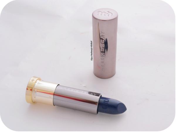 Vice Lipstick Heroine Urban Decay Bleu 9