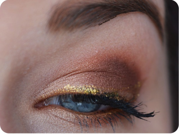 Bronze and Gold Makeup Modern Renaissance Anastasia Beverly Hills 1