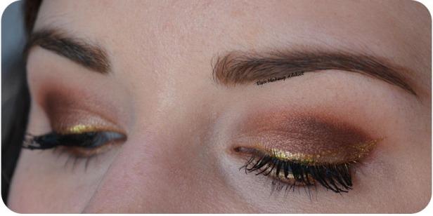 Bronze and Gold Makeup Modern Renaissance Anastasia Beverly Hills 4