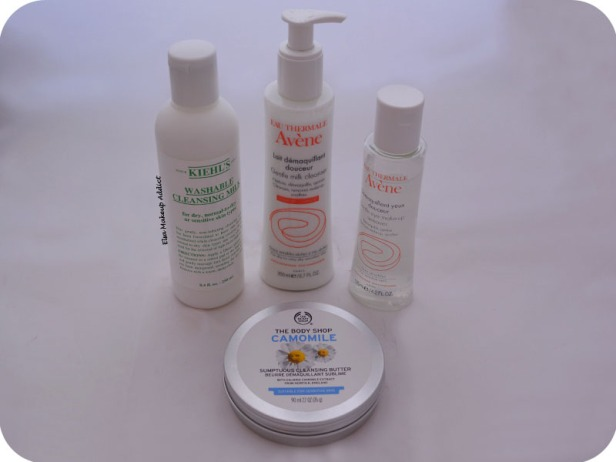 Démaquillants Favoris The Body Shop Kiehl's Avène 1