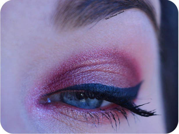 Fuchsia and Gold Spring Makeup Modern Renaissance Anastasia Beverly Hills 1