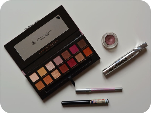Fuchsia and Gold Spring Makeup Modern Renaissance Anastasia Beverly Hills 10