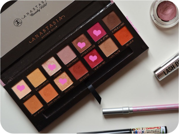 Fuchsia and Gold Spring Makeup Modern Renaissance Anastasia Beverly Hills 11