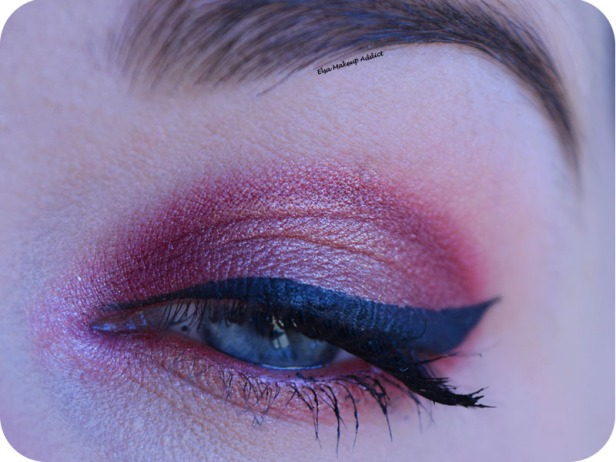 Fuchsia and Gold Spring Makeup Modern Renaissance Anastasia Beverly Hills 2