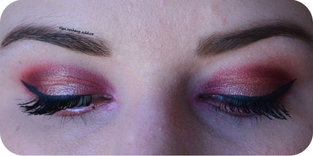Fuchsia and Gold Spring Makeup Modern Renaissance Anastasia Beverly Hills 3