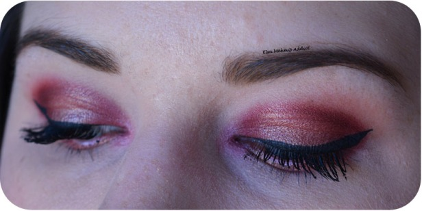 Fuchsia and Gold Spring Makeup Modern Renaissance Anastasia Beverly Hills 4