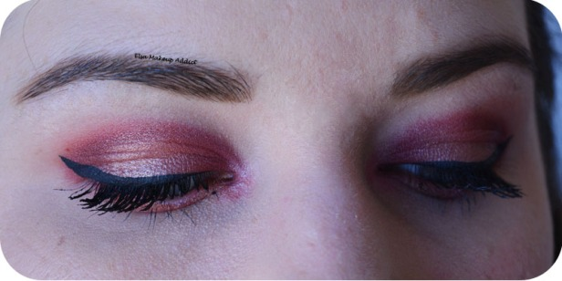 Fuchsia and Gold Spring Makeup Modern Renaissance Anastasia Beverly Hills 5