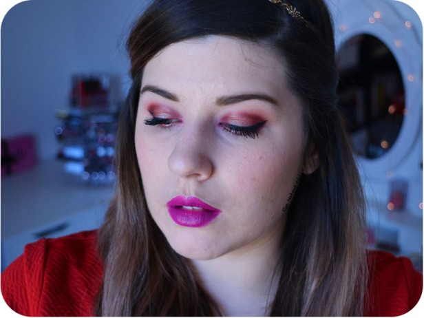 Fuchsia and Gold Spring Makeup Modern Renaissance Anastasia Beverly Hills 7