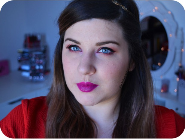Fuchsia and Gold Spring Makeup Modern Renaissance Anastasia Beverly Hills 8