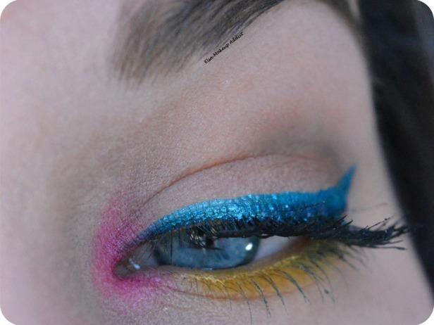 Neon Makeup Full Spectrum Urban Decay 1