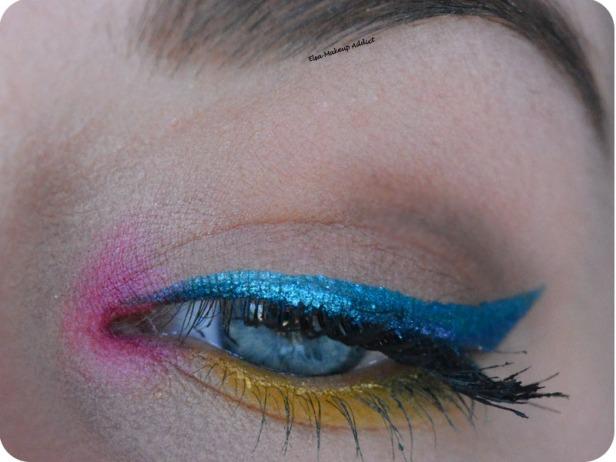 Neon Makeup Full Spectrum Urban Decay 2