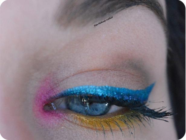 Neon Makeup Full Spectrum Urban Decay 3