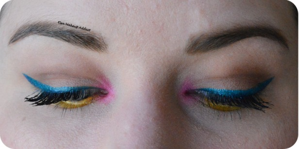 Neon Makeup Full Spectrum Urban Decay 4
