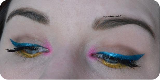 Neon Makeup Full Spectrum Urban Decay 5