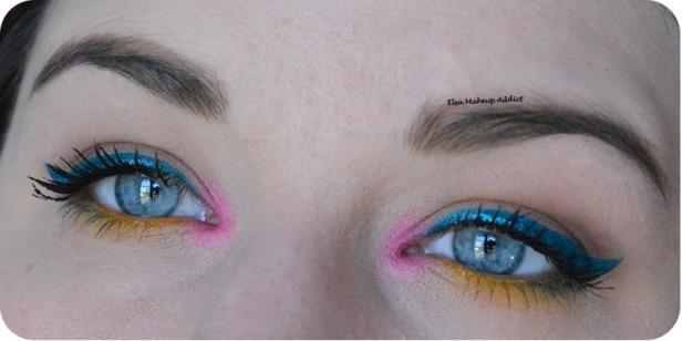 Neon Makeup Full Spectrum Urban Decay 6