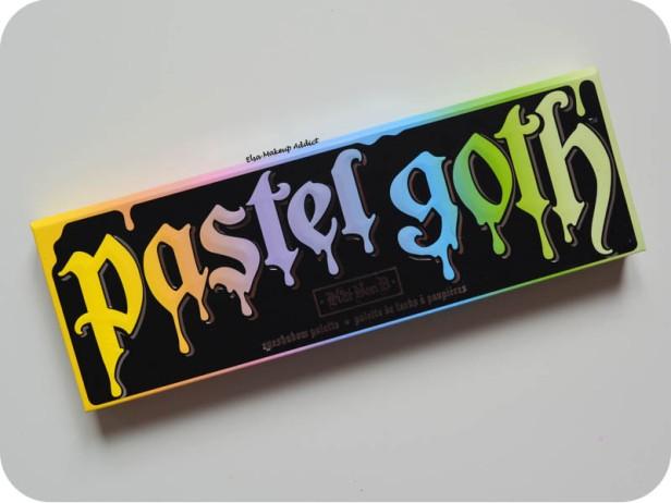 Palette Pastel Goth Kat von D 4