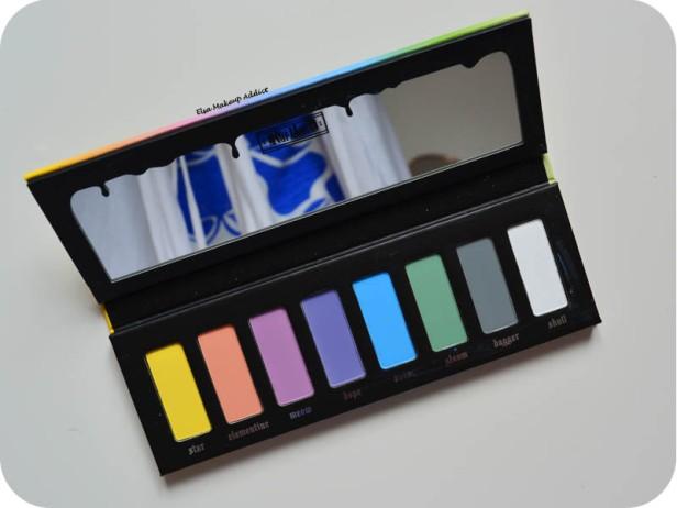 Palette Pastel Goth Kat von D 5