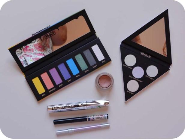 Blue Pink Makeup Pastel Goth Kat von D 9
