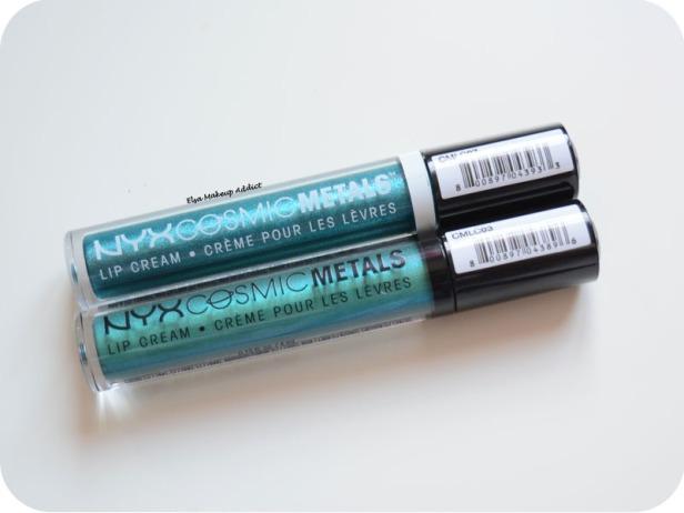 Cosmic Metals N.Y.X. 4