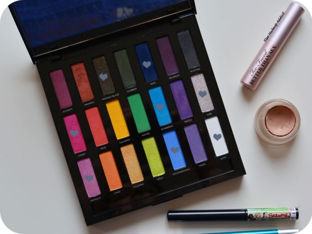 Makeup Bleu Rose Full Spectrum Urban Decay 10