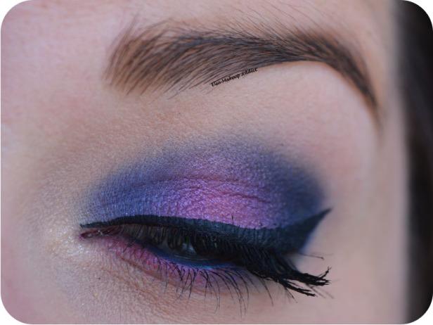 Makeup Bleu Rose Full Spectrum Urban Decay 2
