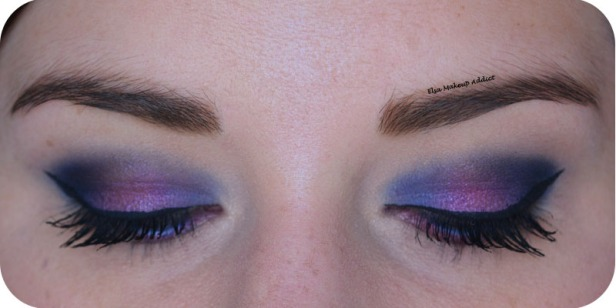 Makeup Bleu Rose Full Spectrum Urban Decay 3