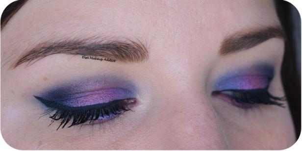 Makeup Bleu Rose Full Spectrum Urban Decay 4