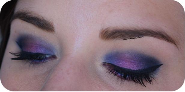 Makeup Bleu Rose Full Spectrum Urban Decay 5