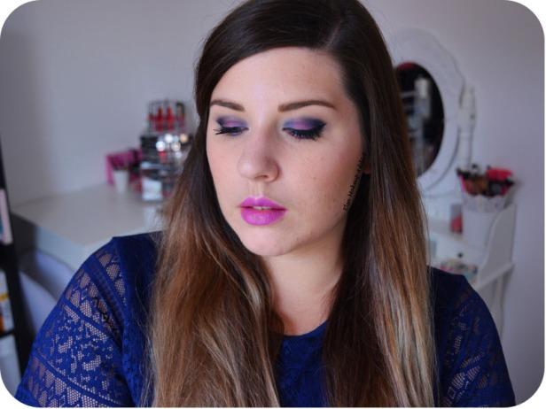 Makeup Bleu Rose Full Spectrum Urban Decay 7