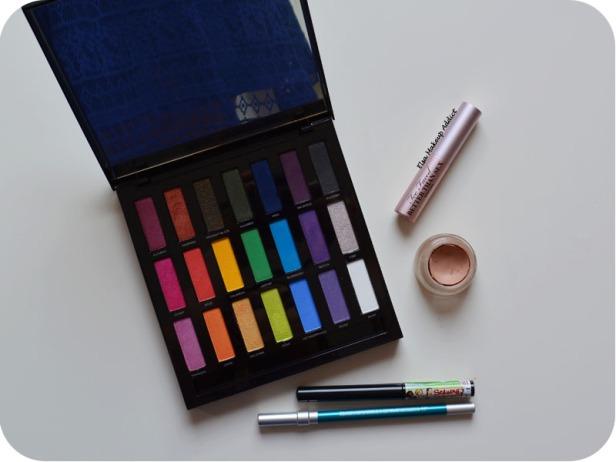 Makeup Bleu Rose Full Spectrum Urban Decay 9