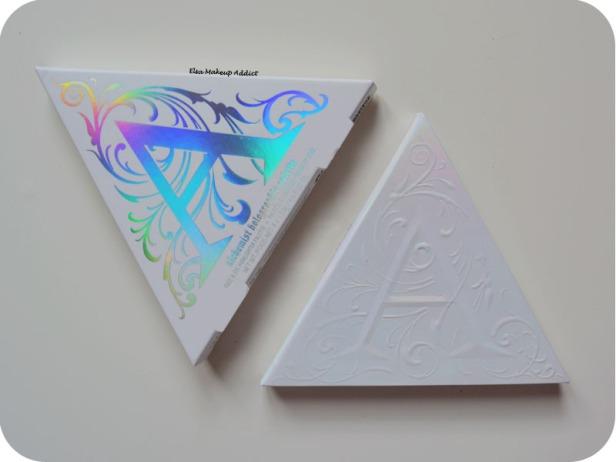 Palette Alchemist Holographic Kat von D 1
