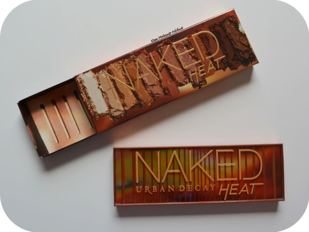Palette Naked Heat Urban Decay 3