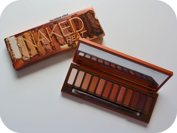 Palette Naked Heat Urban Decay 4