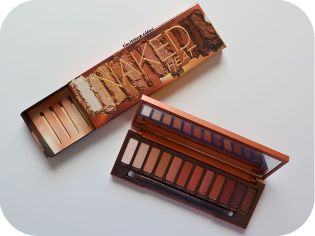 Palette Naked Heat Urban Decay 5