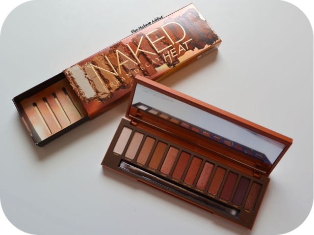 Palette Naked Heat Urban Decay 6