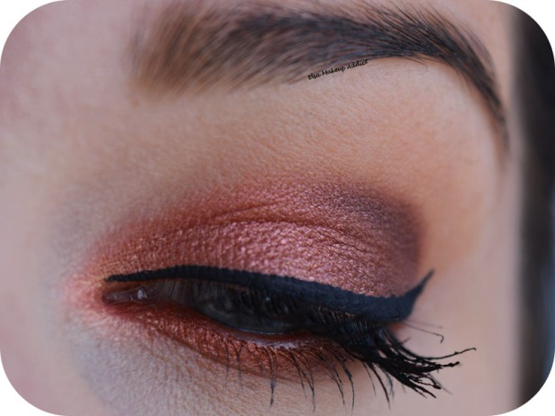 Warm Fall Look Naked Heat Urban Decay 1