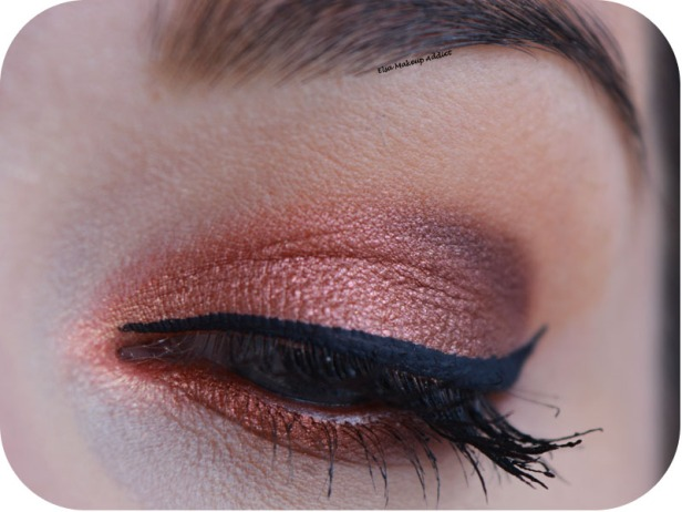 Warm Fall Look Naked Heat Urban Decay 2