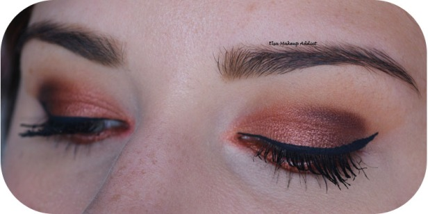 Warm Fall Look Naked Heat Urban Decay 4