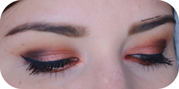 Warm Fall Look Naked Heat Urban Decay 5