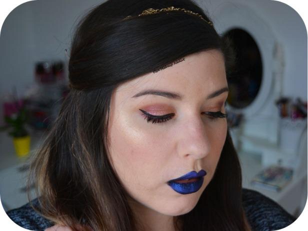Makeup RDV Beauté Shine Bright Like a Diamond Huda Beauty 10