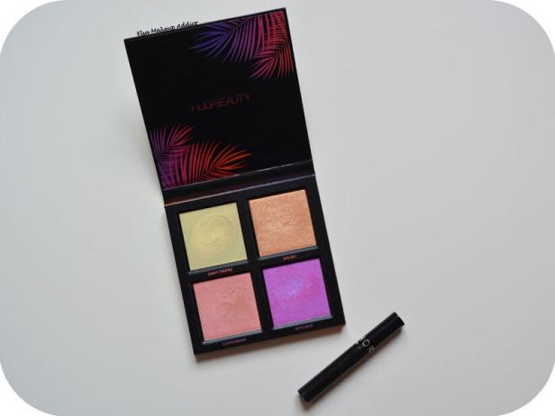 Makeup RDV Beauté Shine Bright Like a Diamond Huda Beauty 13