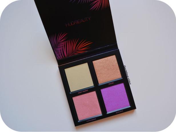Makeup RDV Beauté Shine Bright Like a Diamond Huda Beauty 8