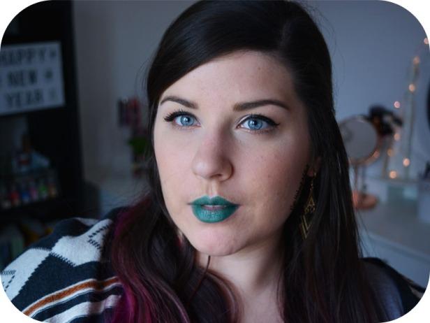 Studded Kiss Lipstick Plan 9 Kat Von D 13
