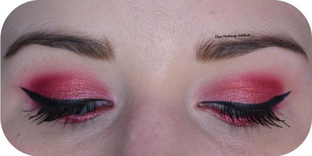 Makeup Fuchsia Mauve Obsessions Palette Huda Beauty 3