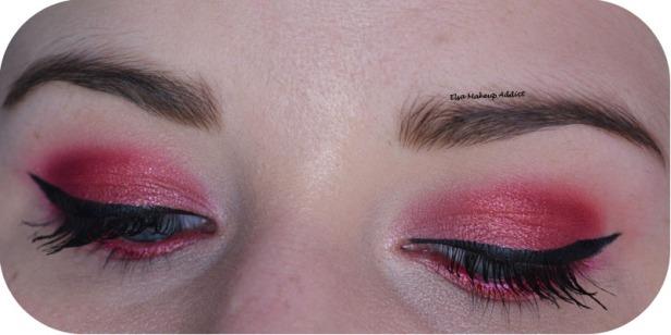 Makeup Fuchsia Mauve Obsessions Palette Huda Beauty 4