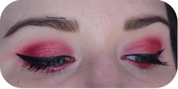 Makeup Fuchsia Mauve Obsessions Palette Huda Beauty 5