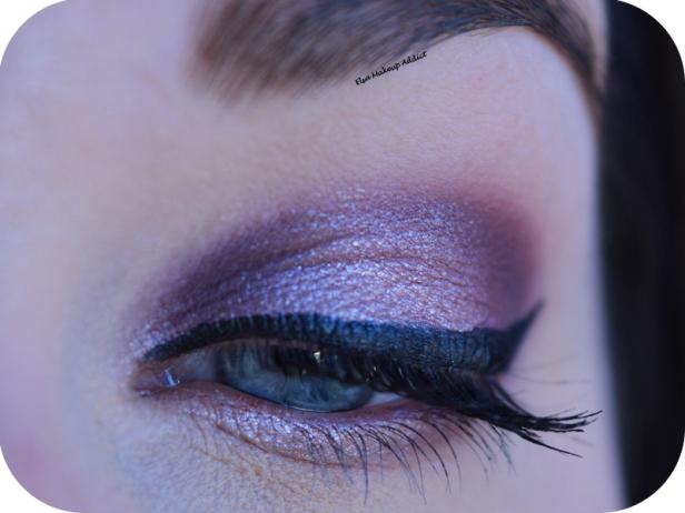 Mauve Makeup Huda Beauty 1